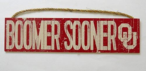 university-of-oklahoma-boomer-sooner-wall-plaques-wood-sign-wall-decor
