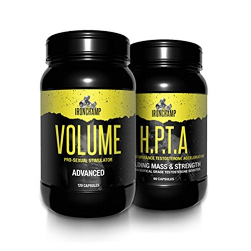 Iron-Stack-H.P.T.A/Volume Volume Is Like Nothing Else On The Market. It Contains A Combination Of Time Proven Herbs From Ayurvedic,Arginine Alpha Ketogluterate And Asian Medicine Blended With The Latest Scientific Advancements In Hormonal Therapy To Make