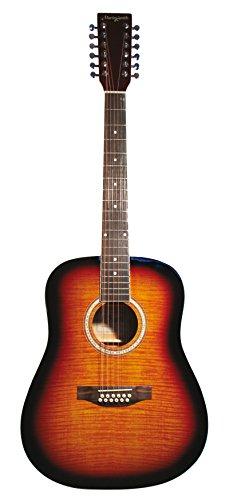 Martin Smith W-420-SB Akustikgitarre 12 Saiten