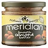 Meridian 100% Smooth Almond Butter 170G
