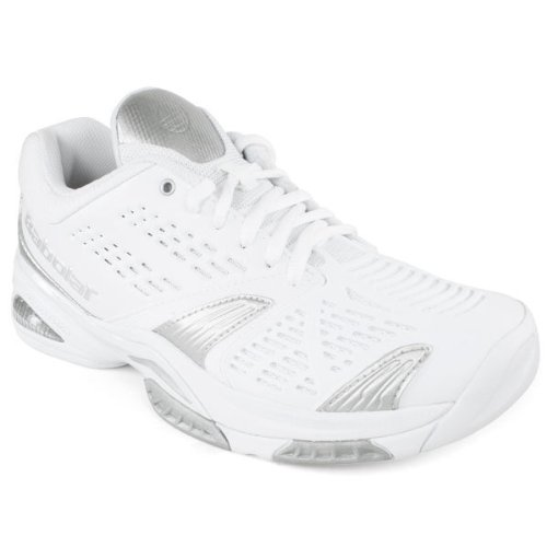 Babolat Women`s SFX White Tennis Shoes White/Grey