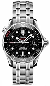 New Omega Seamaster 007 James Bond 50th Anniversary Limited Edtion Midsize Watch 212.30.36.20.51.001