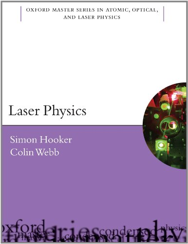 Laser Physics (Oxford Master Series in Physics)