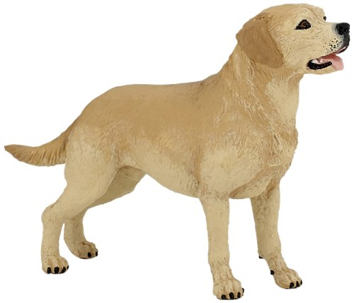 Papo Golden Labrador Figure