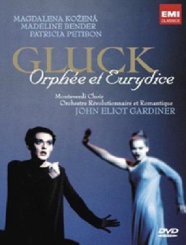 Orphee et Eurydice de Gluck - DVD