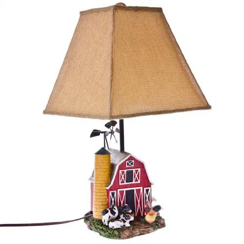 Farmhouse Table Lamp Lighting