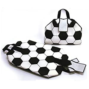 Lava Buns - Soccer - Warmingcooling Seat Cushion by Vesture Corporation