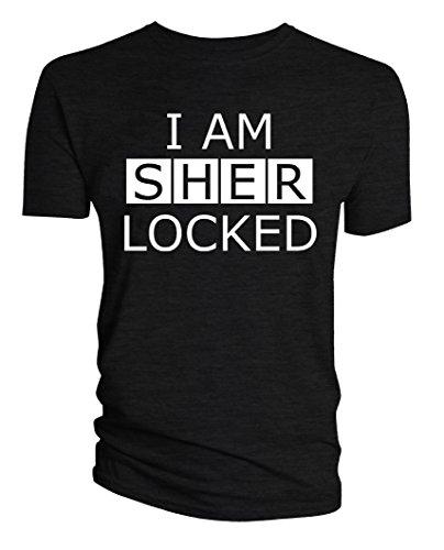 Sherlock - T-shirt - Uomo