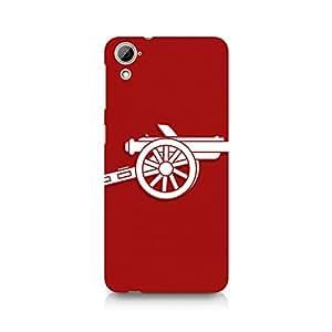 TAZindia Designer Printed Hard Back Case Mobile Cover For HTC Desire 820