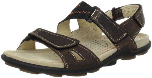 ECCO Biom Lite Mens Sandal 1.1 824504, Cocoa Brown, Size 47
