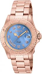 Invicta 16853 Women's Angel Diver Quartz Stainless Steel Bracelet Watch