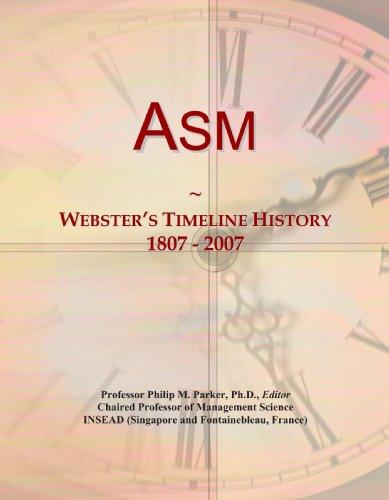asm-websters-timeline-history-1807-2007