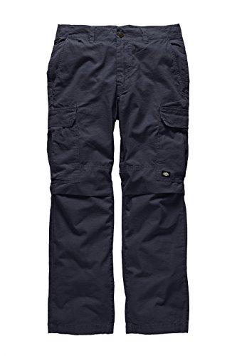 Dickies - New York, Pantaloni sportivi Uomo, Blu (Dark Navy), (Taglia Produttore: 36/34)