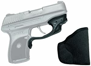 Crimson Trace Ruger LC9, Laserguard with Holster