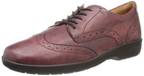 Ganter Anke, Weite G Brogue Womens Red Rot (bordo 4500) Size: 6 (39 EU)