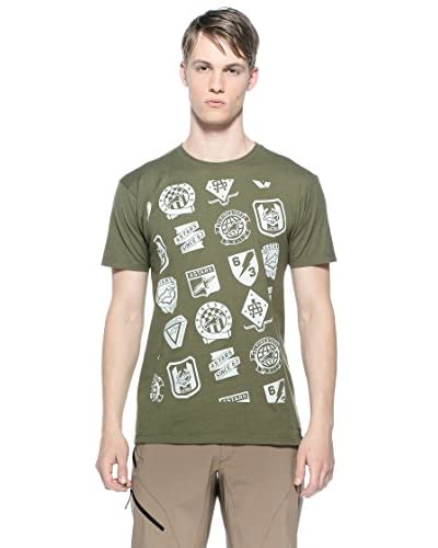 Alpinestars Camiseta Manga Corta Impeller Tee Caqui