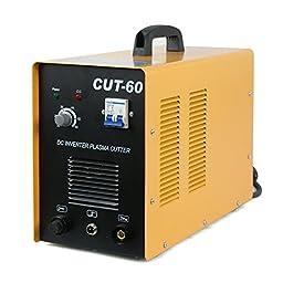 Zeny® NEW DC CUT 60 Electric Digital Cutting machine Plasma Cutter 60AMP Digital Inverter (Cut 60)