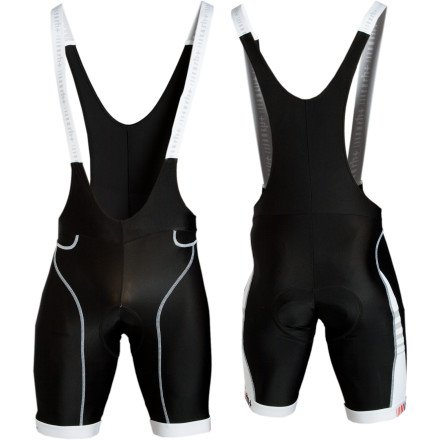 Buy Low Price Zero RH + Sprinter Duo Bib Short – Men's (B0051N9PK2)