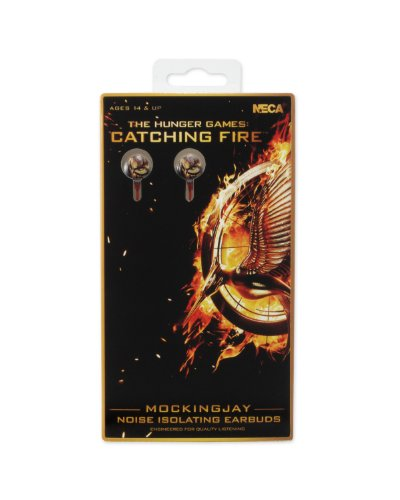 Neca The Hunger Games: Catching Fire Mockingjay Earbuds