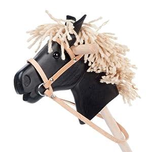 Cabestro para caballito de Helga Kreft en BebeHogar.com