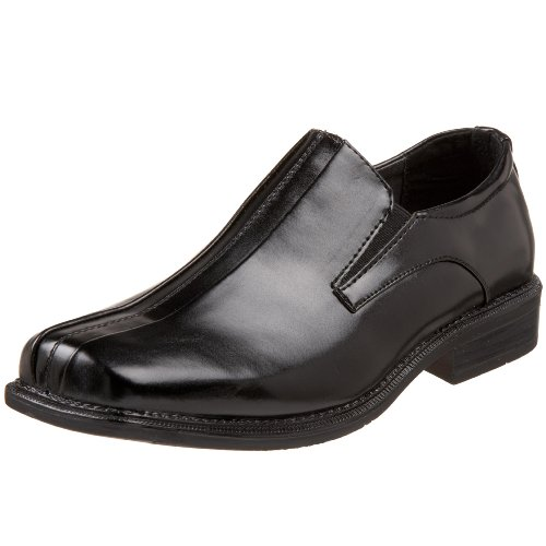 Deer Stags Wings Slip-On (Toddler/Little Kid/Big Kid),Black,5 M US Big Kid