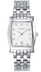 Accutron Men's 26B31 Oxford Silvertone Bracelet Watch