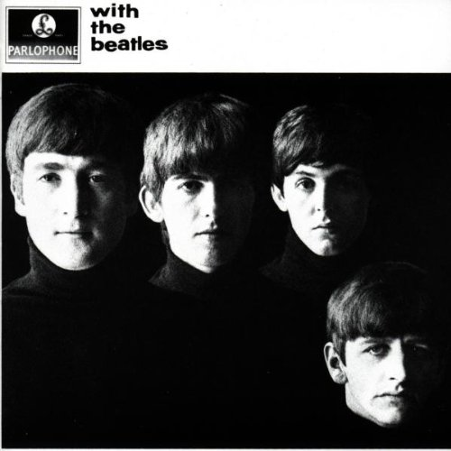 Original album cover of With the Beatles by The Beatles