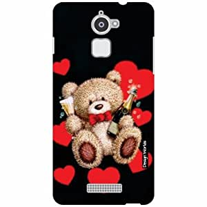 Design Worlds Coolpad Note 3 Lite Back Cover - Teddy Designer Case and Covers