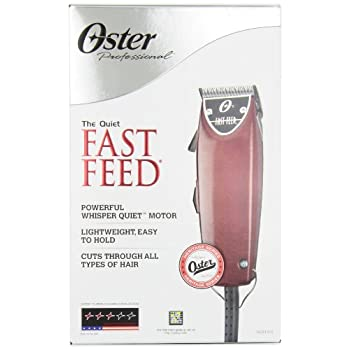 Oster's Whisper-Quiet pivot motor is 2x more powerful than a magnetic motor clipper. Optional blade sets are #76913-506 and #76913-536