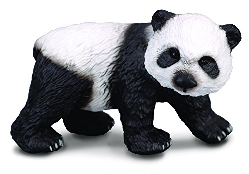 CollectA Giant Panda Cub (Standing) Figure - 1
