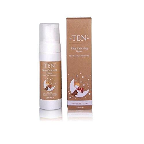 Dieci Skincare Schiuma Detergente Bambino 150Ml - Confezione da 2