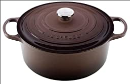 Le Creuset Signature Round French Oven, Truffle - Truffle