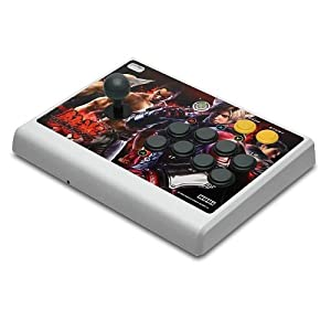 Buy Amazon.com: Tekken 6 Limited Edition Wireless Fight Stick for XBOX 360