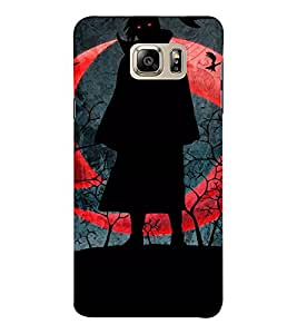 EPICCASE Vampire Mobile Back Case Cover For Samsung Note 6 (Designer Case)