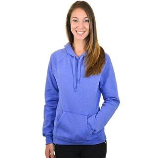 Champion EcoTM Fleece Women's Hoodie, 2XL-Tile Blue Heather