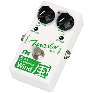 Maxon Fuzz Element Wind FW10