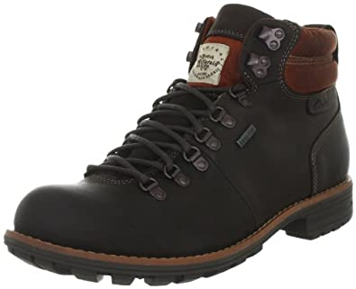Clarks MidfordAlp GTX Boots Mens Brown Braun (Dark Brown Lea) Size: 12 UK (47 EU)