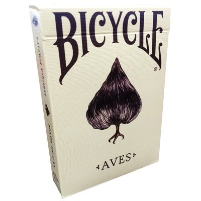 Bicycle Aves by LUX Playing Cards
