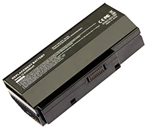 Asus Replacement Laptop Battery for A42-G73 G73JH G73JH-A2 G73JH-B1 G73JH-X1 G73JH-RBBX05 G73JW G73JW-A1 G73JW-XN1 G73SW G73SW-A1 G73SW-BST6 G73SW-XC1 G73SW-XN2 G73SW-XT1 series NoteBook PCs - 8cells 5200mAh