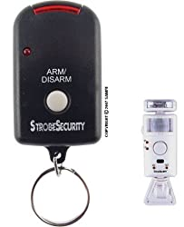 Infra-Red Remote Control - Extra Remote Control for Strobe Motion Alarm & Chime