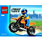 Lego City Set #5626 Coast Guard Bike