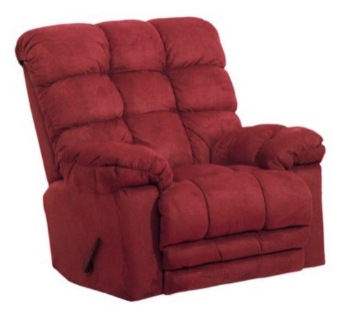 Merlot catnapper magnum chaise oversized rocker recliner for Catnapper magnum chaise recliner