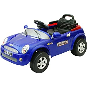 Ride on Rc Electric Mini Blue