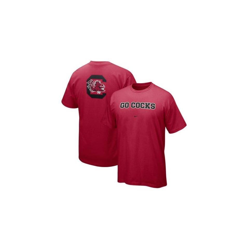 Nike South Carolina Gamecocks Garnet Student Union T shirt