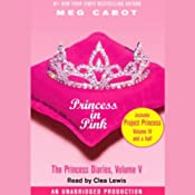 Princess in Pink: The Princess Diaries, Volume 5 | [Meg Cabot]