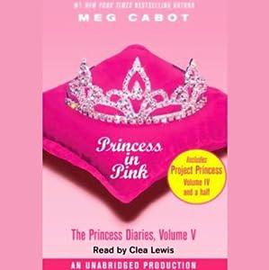 Princess in Pink: The Princess Diaries, Volume 5 | [Meg Cabot]