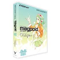 インターネット VOCALOID 3 Megpoid Whisper