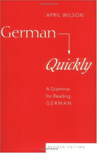 German Quickly