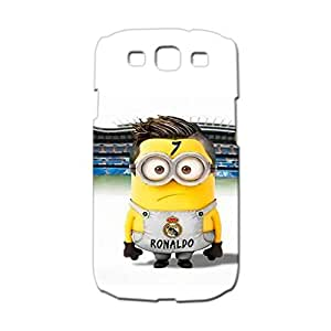 Mobile Cover Shop Glossy Finish Mobile Back Cover Case for samsung s3