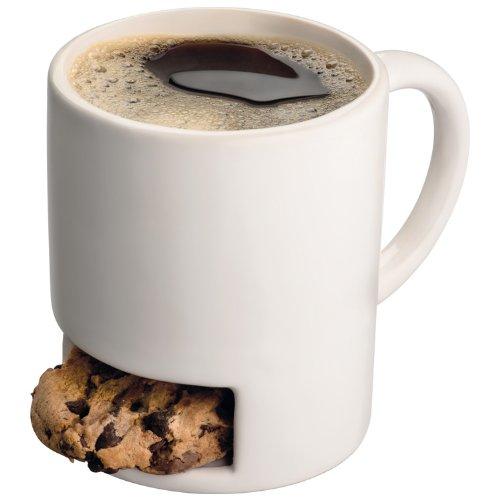 die originelle kaffeetasse mit keksfach  eine tasse mit  ~ Kaffeemaschine Für Eine Tasse